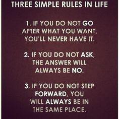3 Simpele regels om zowel privé als in je praktijk het allerbeste te realiseren! www.jezaakvoorelkaar.nl