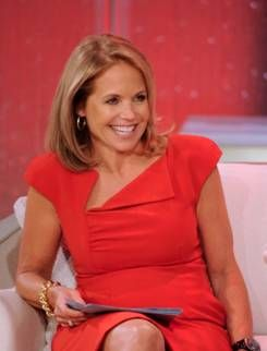 "Katie Couric, Anderson Cooper Facing Serious Challenges In Crowded Syndie Marketplace (via TV Newser)    Pic: Katie Couric, whose syndicated show ""Katie"" premieres today."
