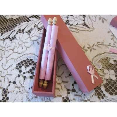 Tarjeta  Artesanal Invitacion 15 Años, Boda  Pergamino - $ 40,00