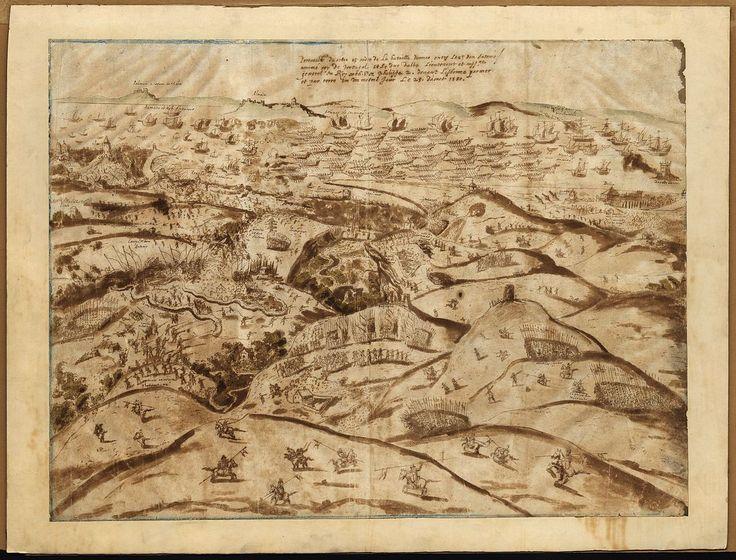 Batalha de Alcântara - History of Lisbon - Wikipedia, the free encyclopedia