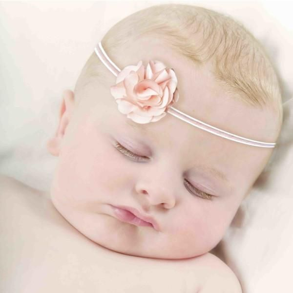 Twinklebelle Carnation Baby Headbands