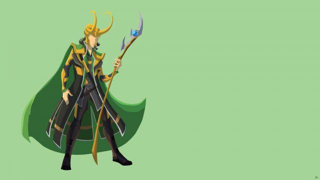 Download 40 Loki Wallpaper Hd for Desktop