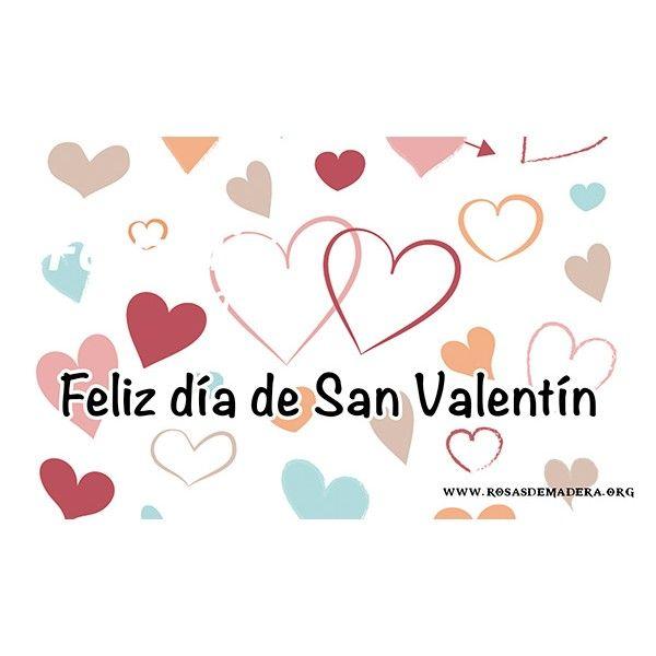 Si todavía no tienes claro qué regalar a tu pareja por #SanValentín y no sabes cómo acertar para sorprenderlo. Nosotros tenemos la solución... http://www.rosasdemadera.org/15-san-valentin