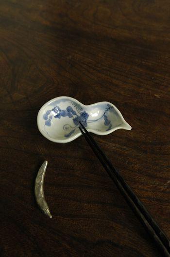 Japanese chopstick rest, Hashioki 箸置き