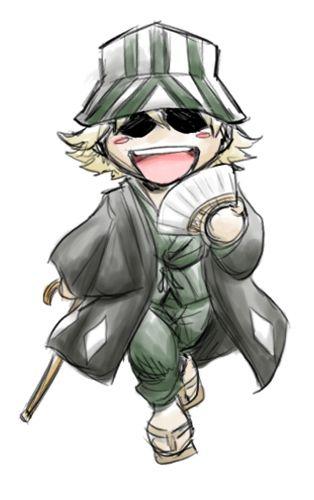 Urahara-Chibi! (Bleach).
