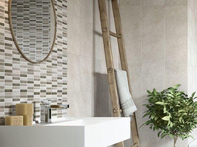 Rivestimento Bagno Iperceramica Piastrelle Bagno.Lavabo Quadrato In Ceramica Roy Arredo Bagno Bathroom