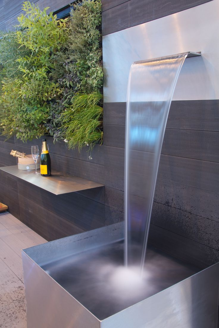 Modern Water Features 866 Best Garden Fountains Water Features Images On Pinterest