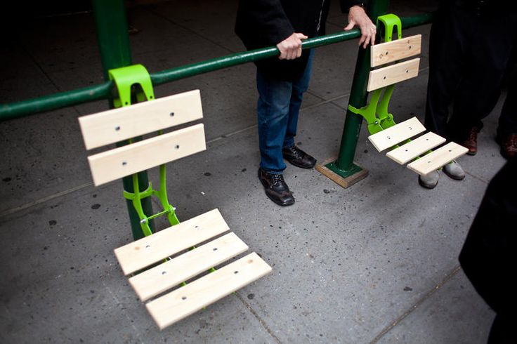 Softwalks Transforms Streetside Scaffolding Into Urban Parklets | Co.Design | business + design
