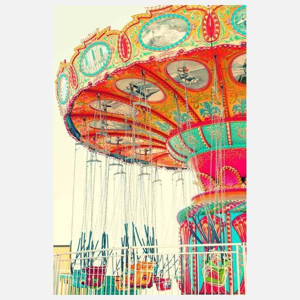 ...her fave amusement park ride. :-)