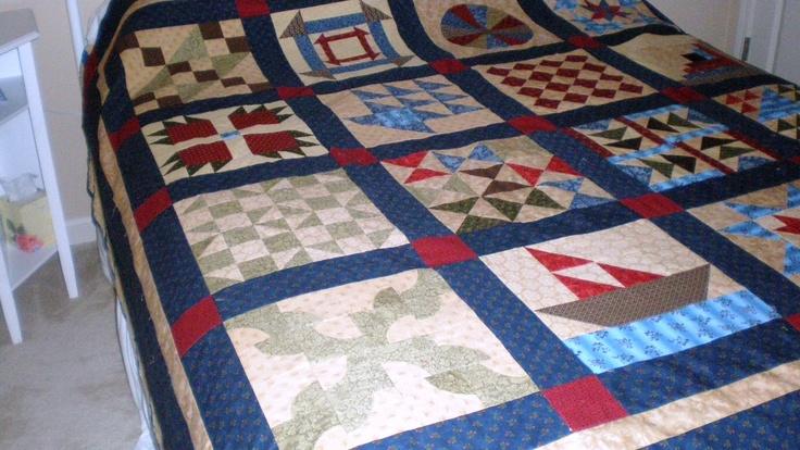 Underground railroad quilt Julie Ann s Quilts Pinterest