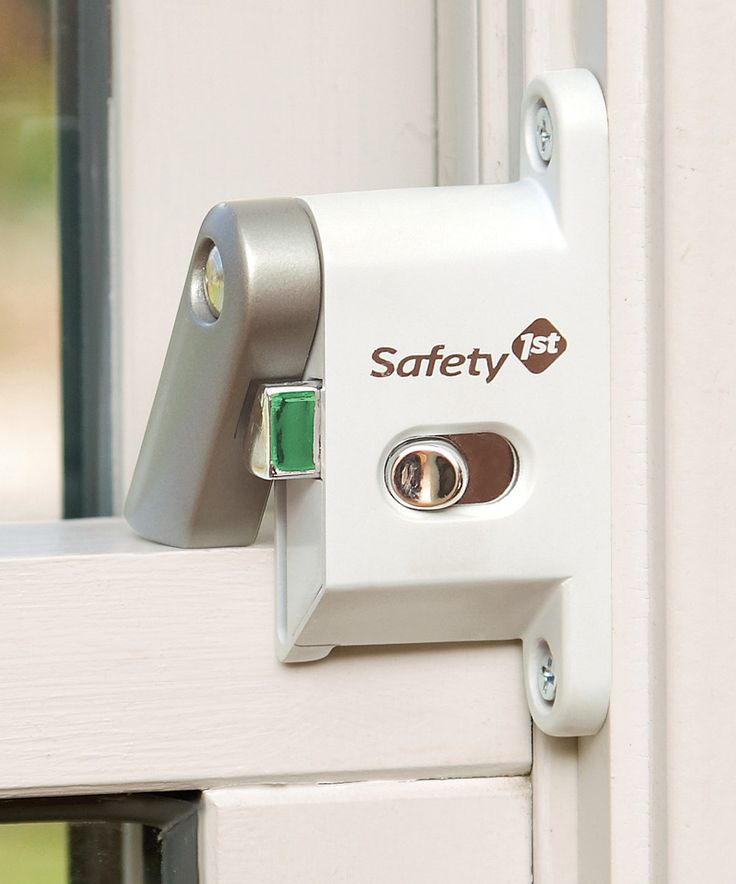 Safety 1st Prograde Window Lock Child Safety Locks And
