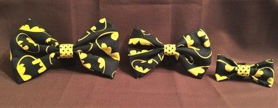 Dog Bow Tie - Batman