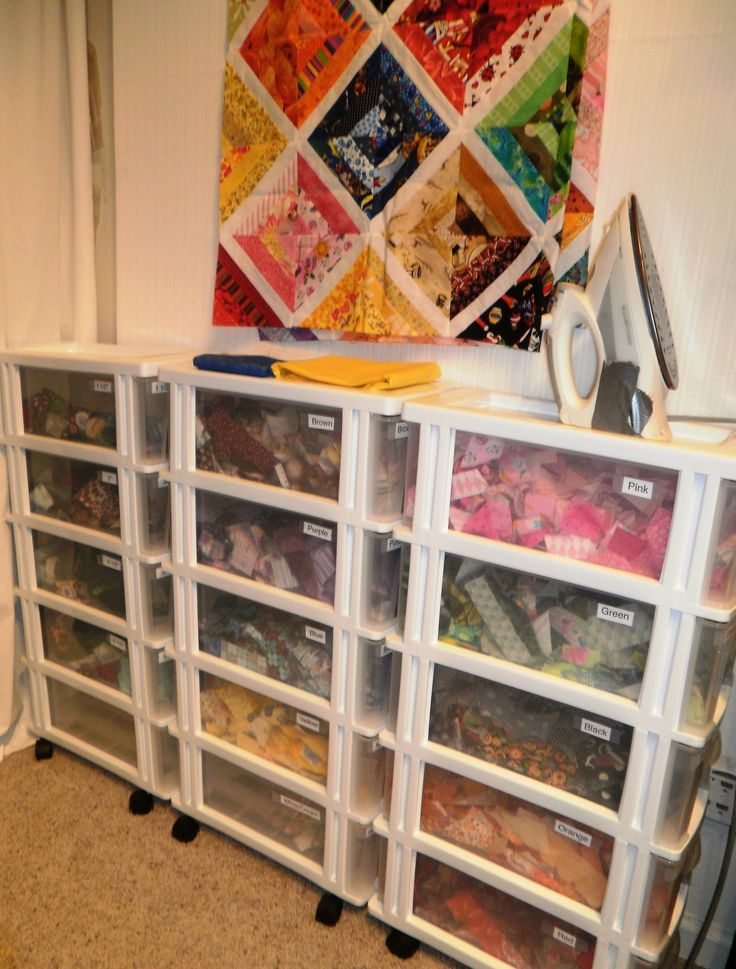 22 best Quilting Studio Ideas images on Pinterest Armchair, Closet and Craft corner