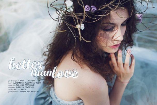 "Ania Jankowska: ""Better than love"" http://www.confashionmag.pl/webitorial/artystyczny-czwartek-better-than-love.html"