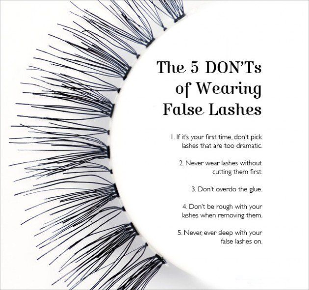 15 Hacks, Tips and Tricks On How To Apply False Lashes Like a Pro https://www.facebook.com/beauty7us