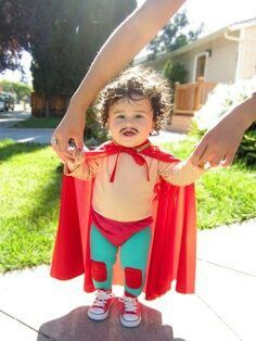 Baby Nacho Libre costume. I love it! When I have a son I'm dressing him up like this.