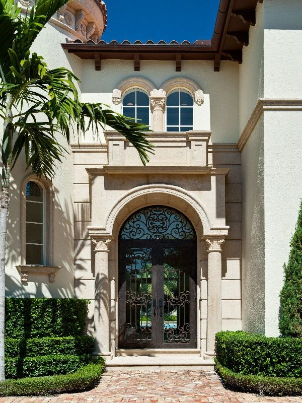 25 best addison mizner images on pinterest spanish for Spanish mediterranean architecture