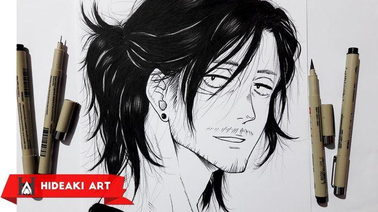Drawing Shouta Aizawa - Eraserhead || My Hero Academia