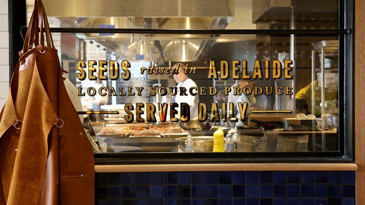 Projects | Gemma Warriner | Sean's Kitchen Adelaide