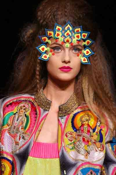 Mariam Rizwan: Manish Arora - The Alexande McQueen of India