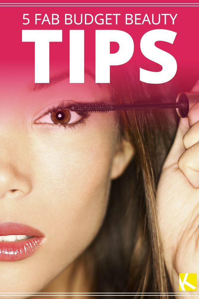 Teen budget beauty tips — photo 7