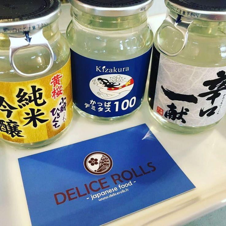 Saké !!! Ouvert de 11h à 21h sans interruption vous pouvez aussi commander sur foodora ou UberEATS et bientôt disponible aussi sur deliveroo.  #delicerolls #bordeaux #girondins #chartrons #placepauldoumer #jardinpublic #bordeauxmaville #japonais #japanesefood #sushi #maki #Onigirazu #bento #yakitori #yakinikudon #toridon #springrolls #futomaki #hiyashichuka #wakamé #gyoza #edamames #miso #gwabao #guabao #don #donburi #ubereats #deliveroo #foodora