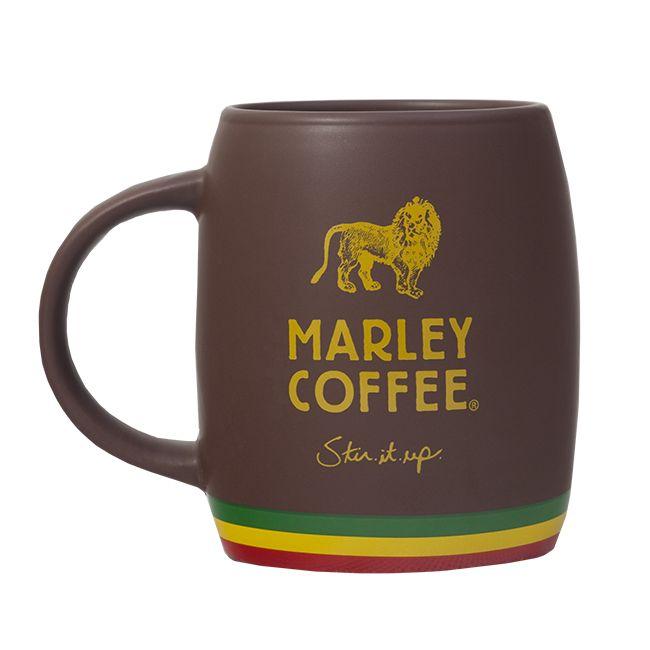 marley coffee mug 17oz café