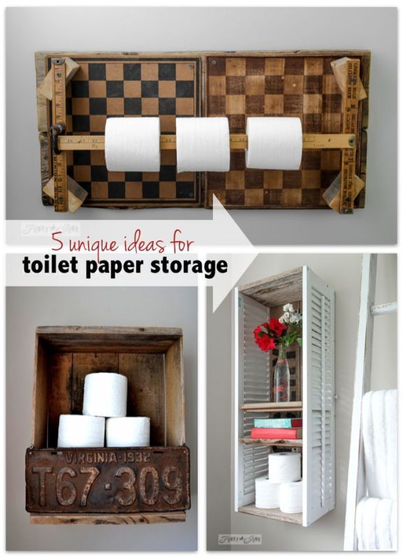 602 best images about decor storage that 39 s unique on for Funky junk home decor newfoundland