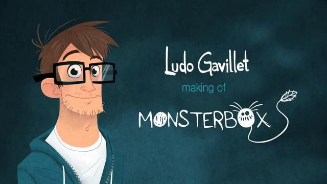 Making of Monsterbox - Ludo Gavillet by Ludo Gavillet. Here's the work I did on my graduation film Monsterbox, co-directed besides Lucas Hudson, Colin Jean-Saunier and Derya Kocaurlu.