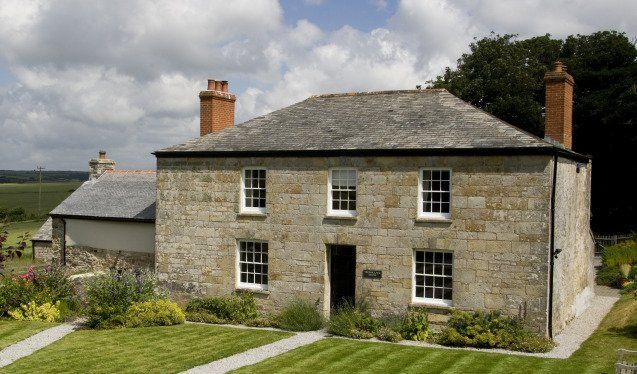Trewollack House, Newquay, Cornwall - The Duchy of Cornwall, our holiday destination this summer. Beautifully decorated, spotlessly clean, wonderfully comfortable -Trewollack House - we will be back!