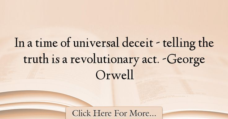 George Orwell Quotes About Time - 68193