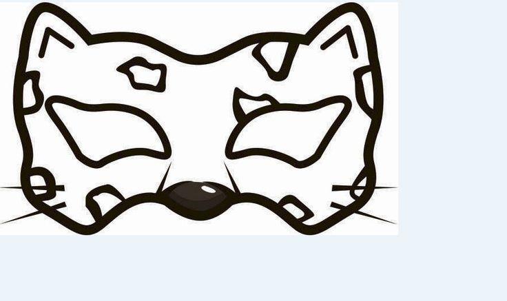 Printable Cheetah Mask                                                                                                                                                                                 More