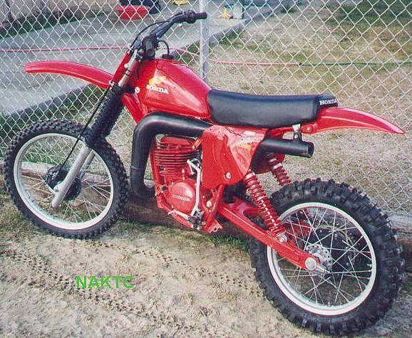 vintage honda dirtbike eBay