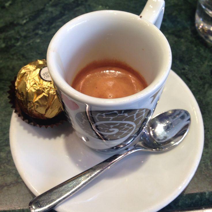 #coffee #rocher