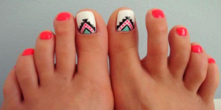 15 Diseños de uñas Aztecas que todas te envidiarán                                                                                                                                                                                 Más