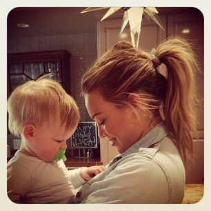 Community Post: 40 Times Hilary Duff Was The Sweetest Mom Ever
