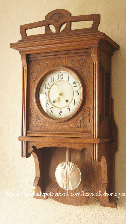 Les Vieilles Horloges Pendules Anciennes Horloges De Collection En 2020 Pendule Horloge Pendule Ancienne Pendule