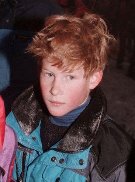 1996 Prince Harry