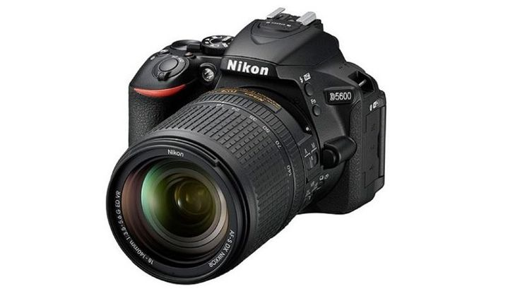 Nikon D5600 Is Their New Entry Level DSLR