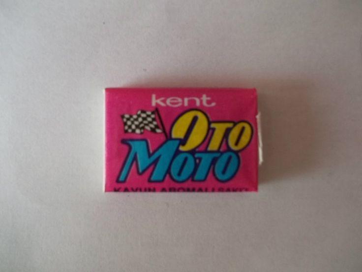 "Жвачка ""Oto Moto"". Вспомни детство СССР - http://samoe-vazhnoe.blogspot.ru/ #жвачка"