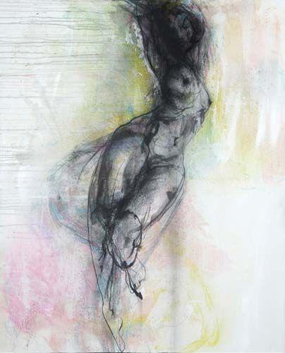Untitled II by Craig Ruddy at Richard Martin Art - Craig Ruddy -