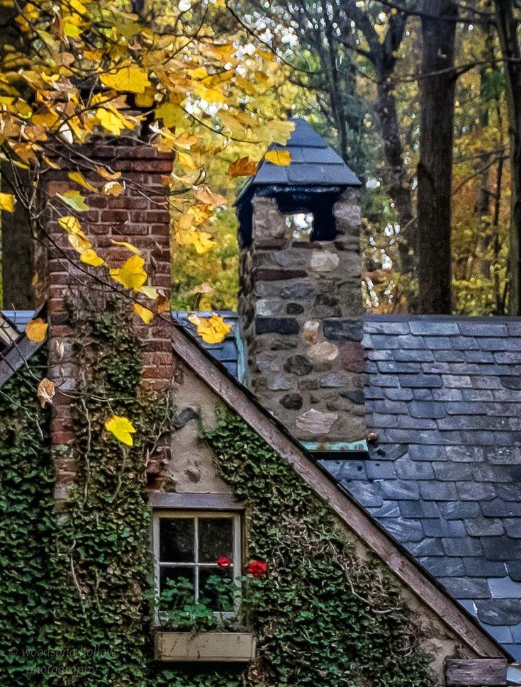 653 besten woodland cottage bilder auf pinterest englische landh user ferienhaus und hexenhaus. Black Bedroom Furniture Sets. Home Design Ideas
