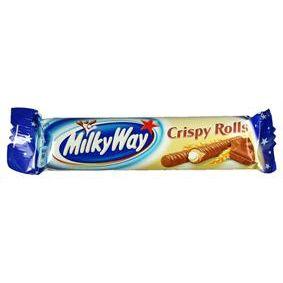 Milky Way Crispy Rolls > British Isles