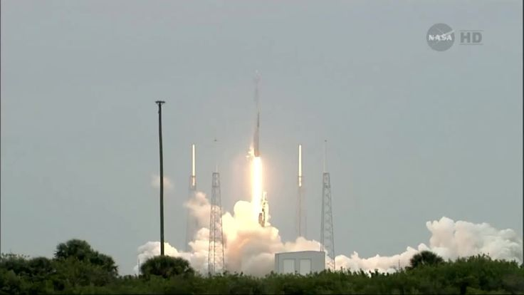 SpaceX takes over the Apollo 11 launch Pad at Cape Canaveral for the historic launch of Dragon CRS-3 on the Falcon 9v1.1 Rocket today.  Another successful launch under Elon Musk