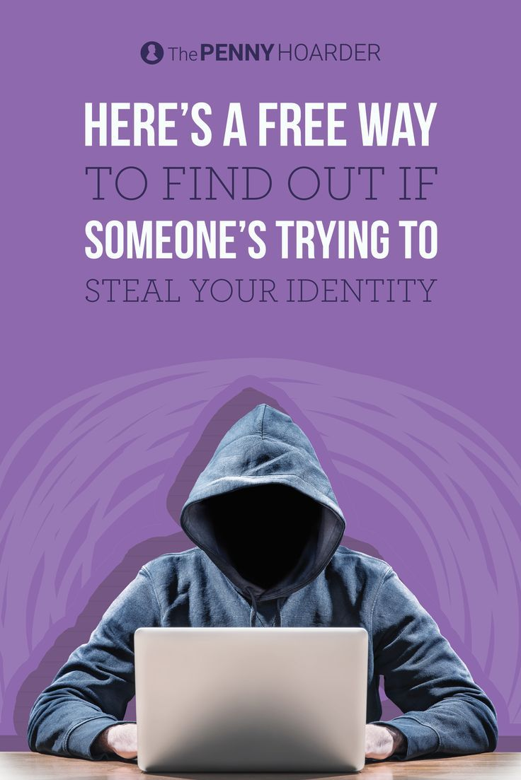 Are you a victim of identity theft? You might be… and not even know it. This free tool makes it easy to find out -- and take action. /thepennyhoarder/