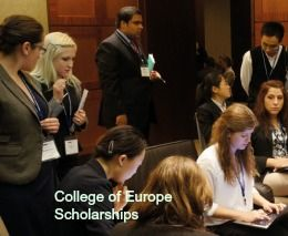 College of Europe Scholarships for University Graduates from European Neighbourhood Policy Countries in Belgium , and applications are submitted till 31st of January 2015. The College of Europe offers a large number of scholarships to university graduates coming from European Neighbourhood Policy countries for post-graduate studies at the College of Europe during the academic year 2015-2016 - See more at: http://www.scholarshipsbar.com/college-of-europe-scholarships.html#sthash.xjYn1EqU.dpuf