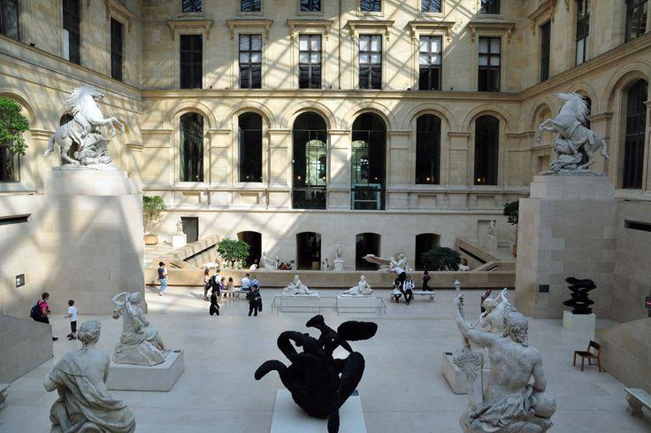 Museo del Louvre - El museo más visitado del mundo - París