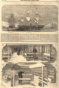 Hospital ship - Wikipedia, the free encyclopedia