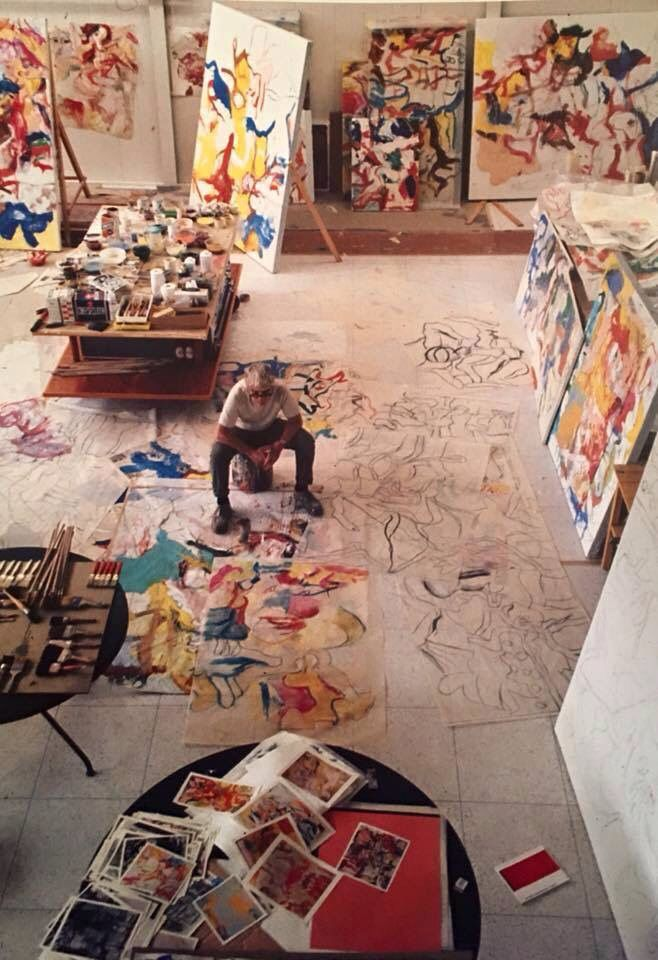 Willem de Kooning                                                                                                                                                      More