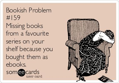 #Bookish Problems